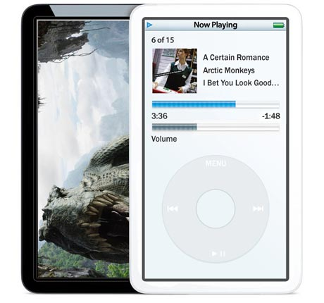 WideScreen iPod