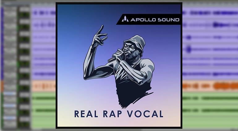 apollo sound real rap vocal cover art