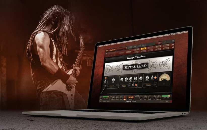 Deal: IK Multimedia is giving away AmpliTube Metal for free!