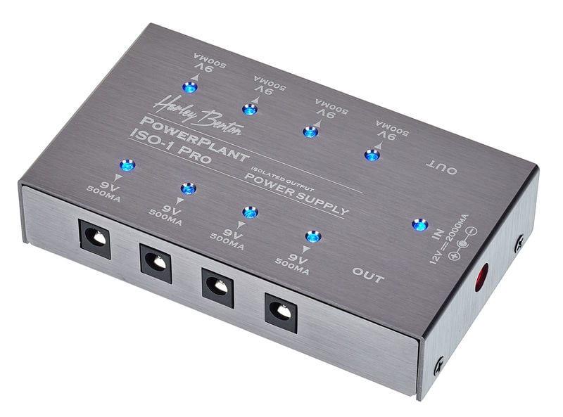 Harley Benton PowerPlant ISO-1 Pro