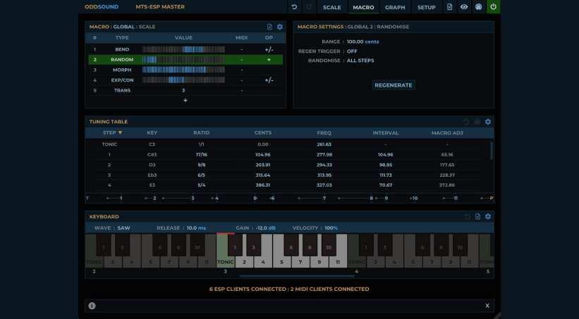 ODDSound MTS-ESP Suite