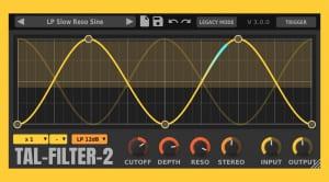 TAL Software TAL-Filter-2 3.0