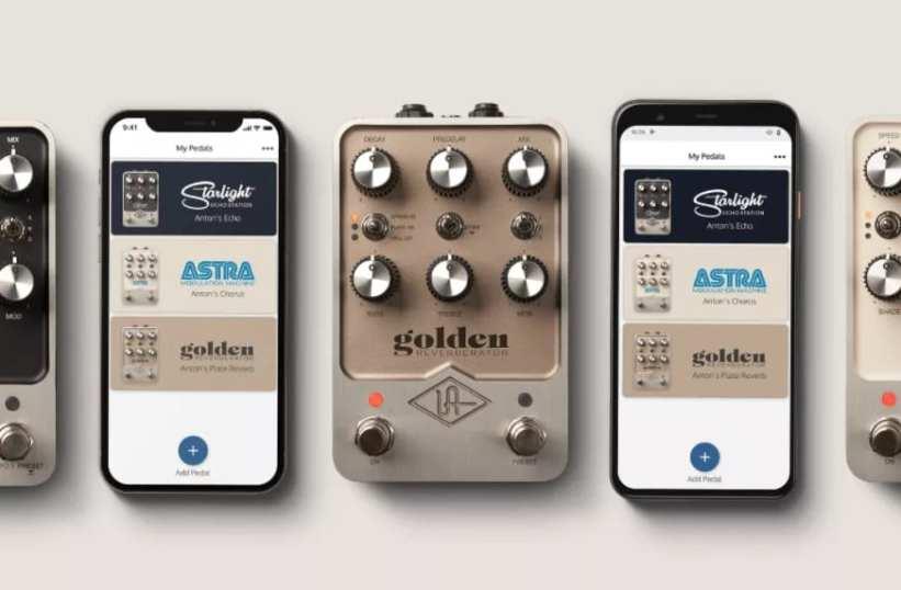 Universal Audio UAFX Control app