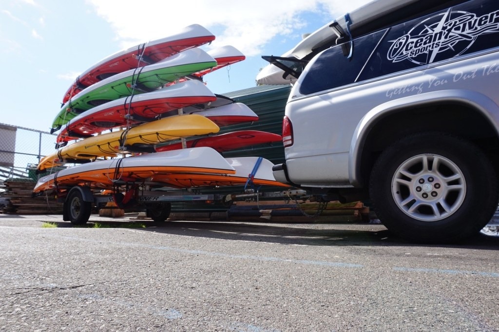 Kayak Delivery