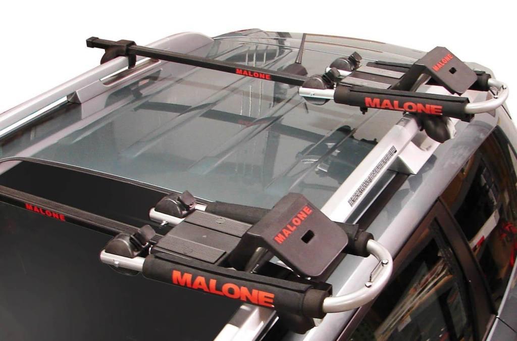 Malone Downloader Folding J-Style Universal Car Rack