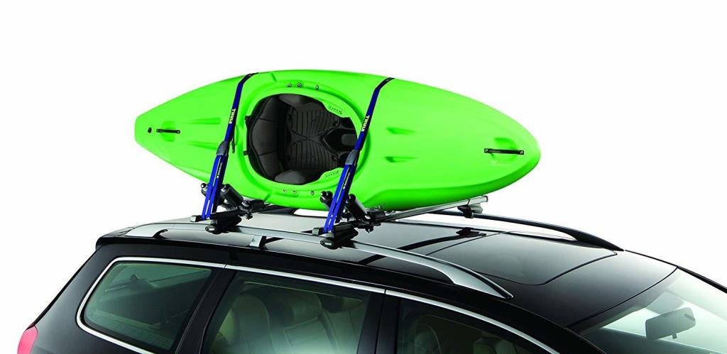Thule 834 Hull-a-Port J-Style Kayak Carrier
