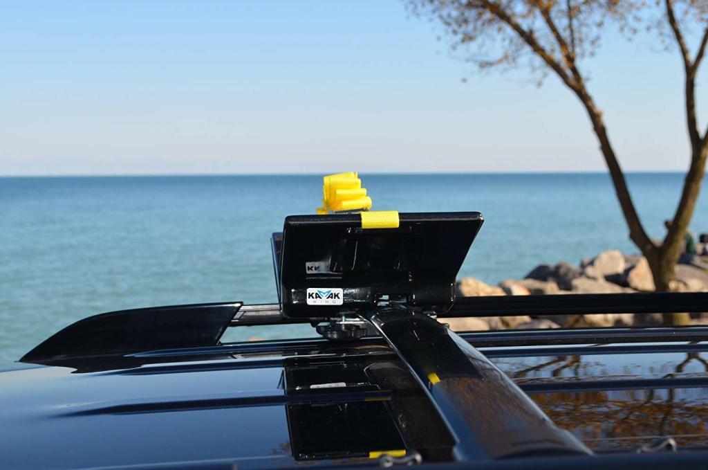 The Kayak Wing - Kayak Rack
