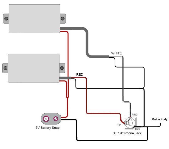 wiring schematics for guitar pickups wiring diagram wiring diagrams guitar the diagram