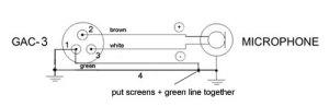 Help with wiring diagram GAC3 XLR to XLR  Gearslutz Pro