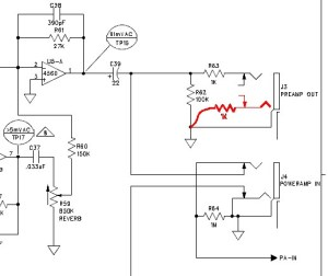 Adding A XLR out to a guitar amp head?  Gearslutz Pro Audio Community