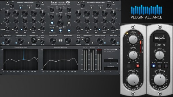 Plugin Alliance unveil Brainworx bx_digital V3 & SPL ...