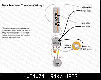 Telecaster Wiring Diagrams 5 Way Switch - Wiring Diagram