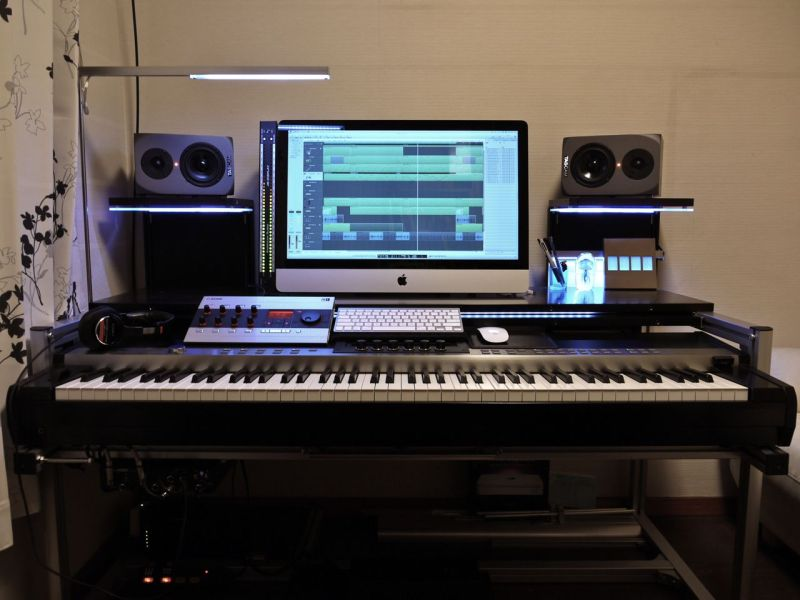 Show Me Your Homemade Or Custom Made Console Or Studio