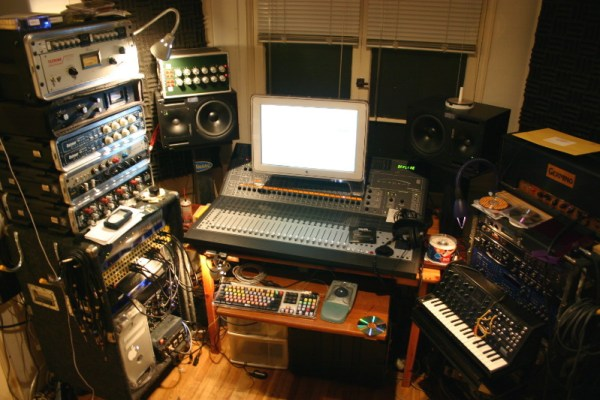 Let's see some pix of your project studio (No Big Shots ...
