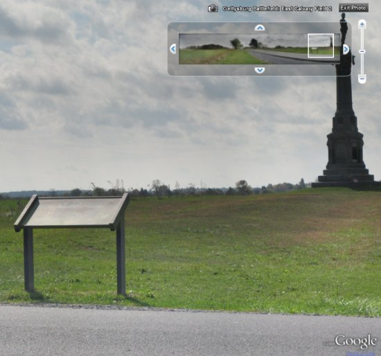 Civil War GigaPan image