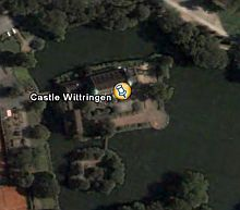 Castles in Google Earth