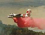 Forest Firefighting Aircraft
