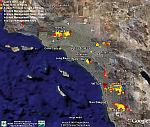 USFS Fire Maps in Google Earth