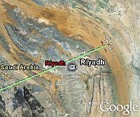 Global Flyer in Google Earth