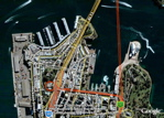 Detailed Roads for Australia in Google Earth