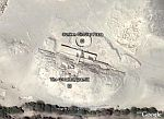 Cara Valley Ruin in Google Earth
