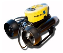Micro ROV under water submersible by VideoRay