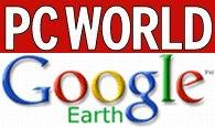 PCWorld Awards Google Earth Best Product of 2006