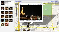 New Picasa Web Albums Mapping of Photos