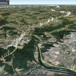 Visualizing cell tower strength with Google Earth