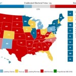 Mapping the 2012 US Presidential Election