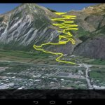 Cycling the Alps releases Android App
