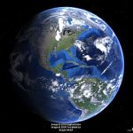 Using Google Earth on Earth Day