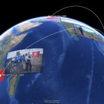 Removing landmines with the help of Google Earth
