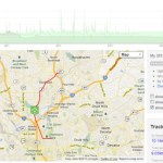 Share your GPS tracks with Track Profiler