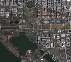 Washington, D.C. – March 23, 2013 – taken by GeoEye-1