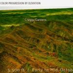 The Science Behind Fall Color in Google Earth
