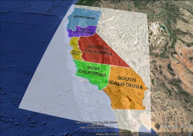 six-californias