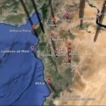 Exploring ancient Syrian trade routes in Google Earth