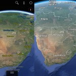 Review of Google Earth for Android Version 8
