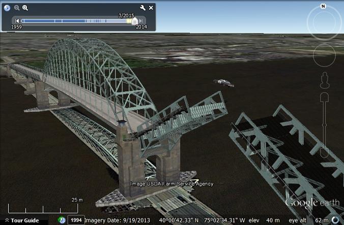 Blues Brothers Bridge Jump