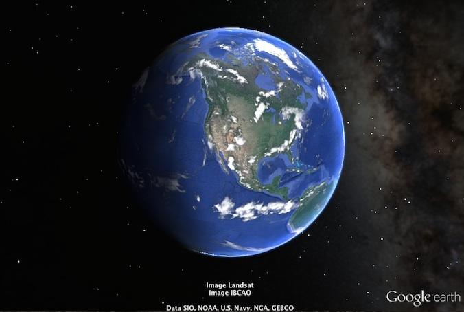 Google Earth 2015
