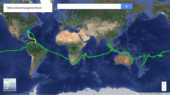 Tahina Full route