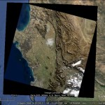 Getting Landsat 8 imagery into Google Earth