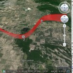 Tour maker with the Google Earth API
