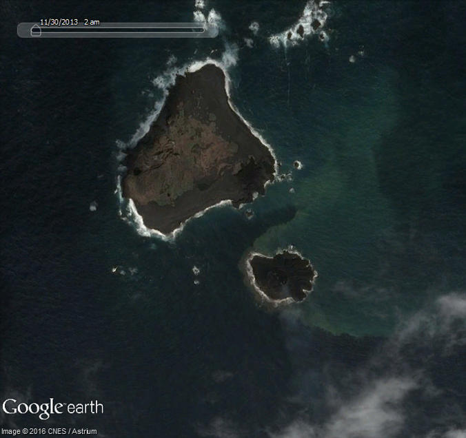 Two Become One Hunga Tonga And Hunga Haapai Google