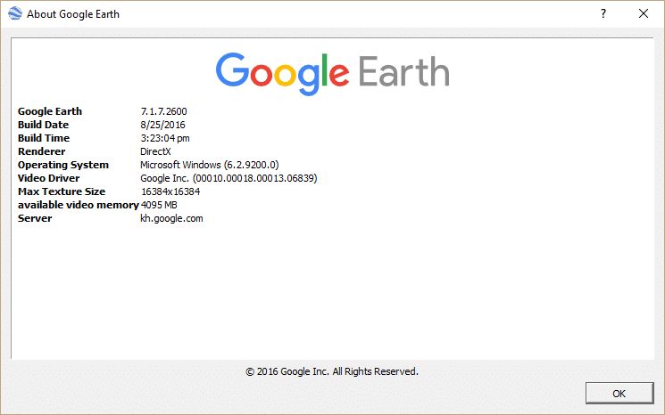 google earth download for windows 7 32 bit