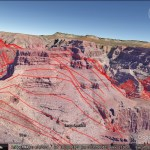 Weird altitude effects in Google Earth