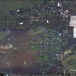 NOAA post Hurricane Matthew imagery in Google Earth