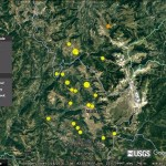 More Italian earthquakes and the Google Earth earthquake layer not updating