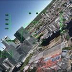 3D Buildings in Flight Simulator in Google Earth Pro
